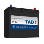 Batterie de démarrage TAB Polar S B45D S45JA 12V 45Ah 400A