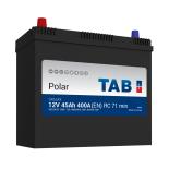 Batterie de démarrage TAB Polar S BJ45G S45JAX 12V 45Ah 400A