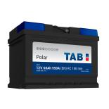 Batterie de démarrage TAB Polar S L2B S60 12V 60Ah 500A