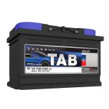Batterie de démarrage TAB Polar S L3B S73 12V 73Ah 630A