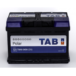Batterie de démarrage TAB Polar S L3 S70H 12V 70Ah 640A
