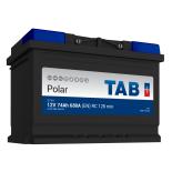 Batterie de démarrage TAB Polar S L3 S80 12V 80Ah 680A
