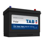 Batterie de démarrage TAB Polar S M10D S70J 12V 70Ah 600A