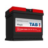 Batterie de démarrage TAB Magic Car L1 M55H 12V 55Ah 560A