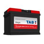 Batterie de démarrage TAB Magic Car L2B M62 12V 62Ah 620A