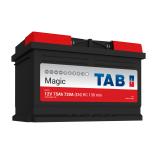 Batterie de démarrage TAB Magic Car L3B M75 12V 75Ah 750A