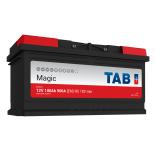 Batterie de démarrage TAB Magic Car L5B M100 12V 100Ah 900A