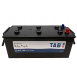 Batterie de démarrage Poids Lourds et Agricoles TAB Polar Truck B15G / B TR17F 12V 180Ah 1050A