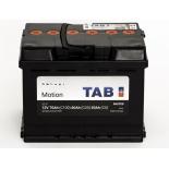 Batterie de décharge lente  Loisirs/Camping-Cars TAB Motion L2 50 P 12V 70/60/50Ah