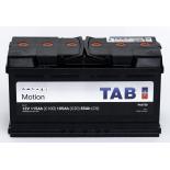 Batterie de décharge lente Loisirs/Camping-Cars TAB Motion L5 85 P 12V 115/105/85Ah