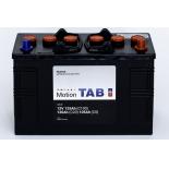 Batterie de décharge lente Loisirs/Camping-Cars TAB Motion 60528 105 P 12V 125/120/105Ah