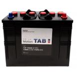 Batterie de décharge lente Loisirs/Camping-Cars TAB Motion 62512 110 P 12V 155/140/110Ah