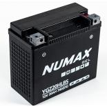 Batterie moto Numax Supreme GEL Harley  YGZ20HL-BS 12V 20Ah 340A