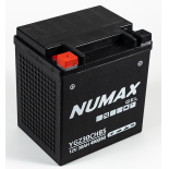 Batterie moto Numax Supreme GEL Harley  YGZ30CH-BS 12V 30Ah 490A