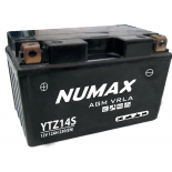 Batterie moto Numax Premium AGM  YTZ14S 12V 11.2Ah 230A