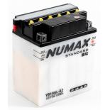 Batterie moto Numax Standard avec pack acide  YB10AL-A2 12V 11Ah 120A