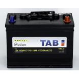 Batterie indutrielle TAB Motion  Tubulaire  90T  12V 115/110/90Ah