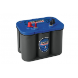 Batterie démarrage Sprial Cell OPTIMA BLUE TOP BT SLI - 4.2  12V 50AH 815 AMPS (EN)