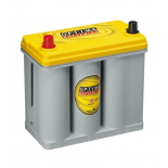 Batterie Dual Sprial Cell OPTIMA YELLOW TOP YT S - 2.7  12V 38AH 460 AMPS (EN)