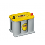 Batterie Dual Sprial Cell OPTIMA YELLOW TOP YT R - 3.7  12V 48AH 660 AMPS (EN)