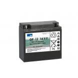 Batterie Gel SONNENSCHEIN GF Y  12 VOLTS GF12014YF  12V 15AH  AMPS (EN)
