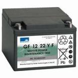 Batterie Gel SONNENSCHEIN GF Y  12 VOLTS GF12022YF  12V 24AH  AMPS (EN)