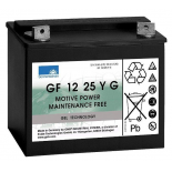 Batterie Gel SONNENSCHEIN GF Y  12 VOLTS GF12025YG  12V 28AH  AMPS (EN)