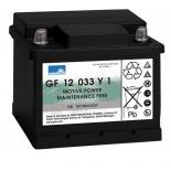 Batterie Gel SONNENSCHEIN GF Y  12 VOLTS GF12033YG1 L1B 12V 38AH  AMPS (EN)