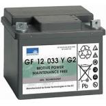 Batterie Gel SONNENSCHEIN GF Y  12 VOLTS GF12033YG2 L1B 12V 38AH  AMPS (EN)