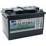 Batterie Gel SONNENSCHEIN GF Y  12 VOLTS GF12051YG1 L3 12V 56AH  AMPS (EN)