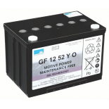 Batterie Gel SONNENSCHEIN GF Y  12 VOLTS GF12052YO  12V 60AH  AMPS (EN)