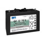 Batterie Gel SONNENSCHEIN GF Y  12 VOLTS GF12072Y GR31 12V 80AH  AMPS (EN)