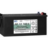 Batterie Gel SONNENSCHEIN GF V  12 VOLTS GF12160V M16G / C 12V 196AH  AMPS (EN)