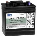 Batterie Gel SONNENSCHEIN GF Y  6  VOLTS GF06160V2  6V 196AH  AMPS (EN)