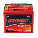 Batterie  AGM ODYSSEY  AGM PLOMB PURE  PC1200MJT  12V 44AH 1200 AMPS (EN)