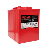 Batterie monoblocs Rolls 6FS250/6FSGC-DIN 250ah 6 volts