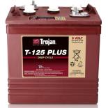 Batterie TROJAN PLAQUES EPAISSES T125 GC2 6V 240AH  AMPS (EN)