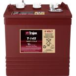 Batterie TROJAN PLAQUES EPAISSES T145 GC2H 6V 260AH  AMPS (EN)