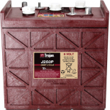 Batterie TROJAN PLAQUES EPAISSES J250P 901 6V 250AH  AMPS (EN)