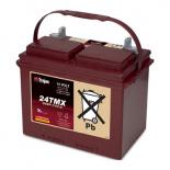 Batterie TROJAN PLAQUES EPAISSES 24TMX 24 12V 85AH  AMPS (EN)