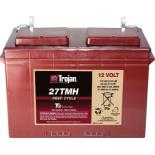 Batterie  TROJAN PLAQUES EPAISSES 27TMH 27 12V 115AH  AMPS (EN)