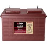 Batterie  TROJAN PLAQUES EPAISSES 30XHS 30H 12V 130AH  AMPS (EN)