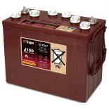 Batterie TROJAN PLAQUES EPAISSES J150 N/A 12V 150AH  AMPS (EN)