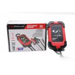 Chargeur Automatique Schumacher SPI1- 1 A  6 et 12 Volts  2-32AH