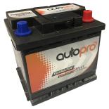 Batterie AUTOPRO 1er prix SMF AR-L1  50AH 400 AMPS 207x175x190 +D