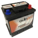 Batterie AUTOPRO 1er prix SMF AR-L1B  50AH 400 AMPS 207x175x175 +D