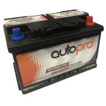 Batterie AUTOPRO 1er prix SMF AR-L3B  70AH 640 AMPS 278x175x175 +D