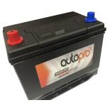 Batterie AUTOPRO 1er prix SMF AR-M10G  70AH 600 AMPS 261x175x220 +G