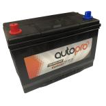 Batterie AUTOPRO 1er prix SMF AR-M11G  91AH 800 AMPS 306x173x225 +G