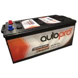 Batterie AUTOPRO 1er prix AR-M16G  225AH 1150 AMPS 513x276x242 +G